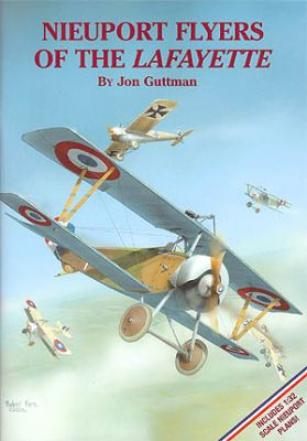 Nieuport Flyers of the Lafayette